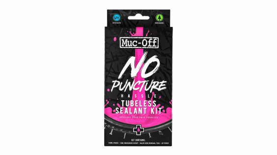 Muc Off No Puncture Hassle Kit