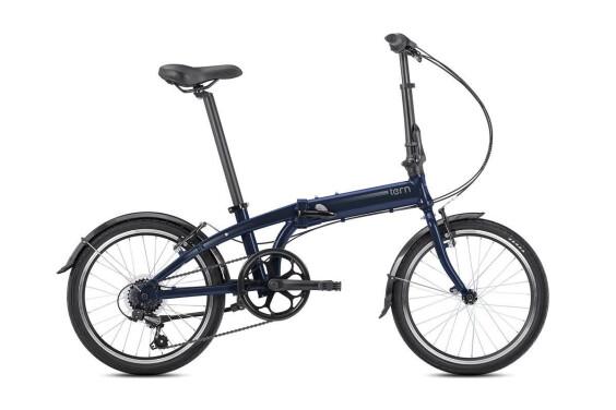 "Tern Link A7 20"" Folding Bike Midnight"