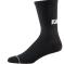 """Fox 6"""" Trail Sock Blk S/M"""