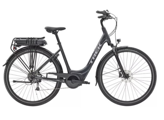 Trek Verve+ 1 Lowstep Charcoal 500WH