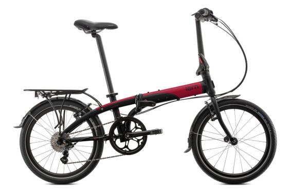 """Tern Link D8 20"""" Folding Bike Midnight"""