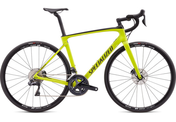 Specialized Roubaix Comp Di2 Gloss Hyper/Charcoal 54