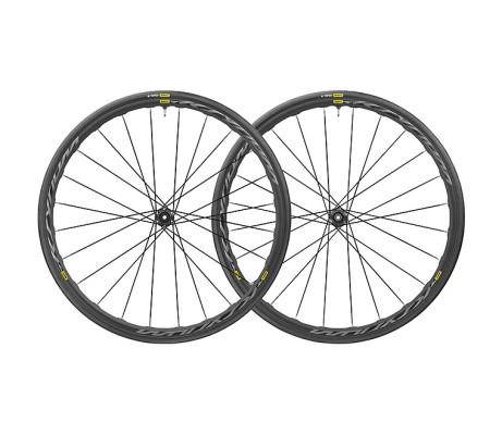 Mavic Ksyrium UST Disc Wheelset