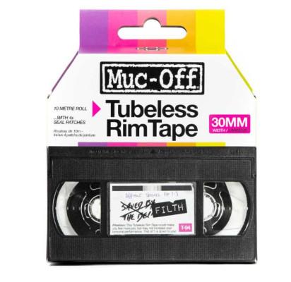 Muc Off Rim Tape 10m Roll 30mm Boxed