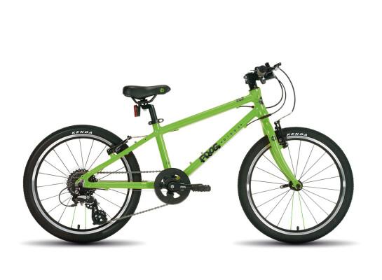2021 Frog 55 Green
