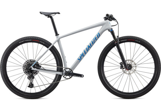 Specialized Epic HT Comp Carbon 29 Gloss Dove Grey Blue Ghost Pearl/Pro Blue L