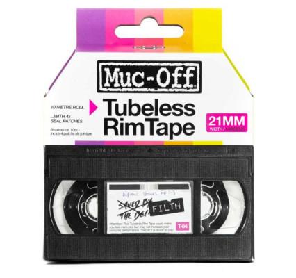 Muc Off Rim Tape 10m Roll 21mm Boxed