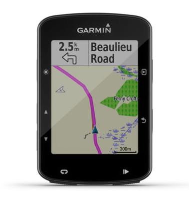 Garmin Edge 520 Plus - GPS enabled computer