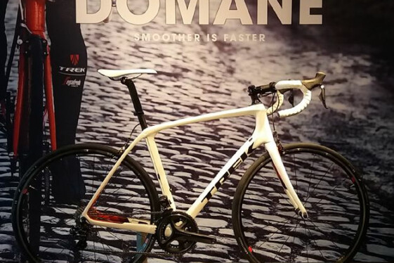 Introducing The New Trek Domane SLR