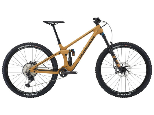 Transition Sentinel Carbon NX Large Loam Gold