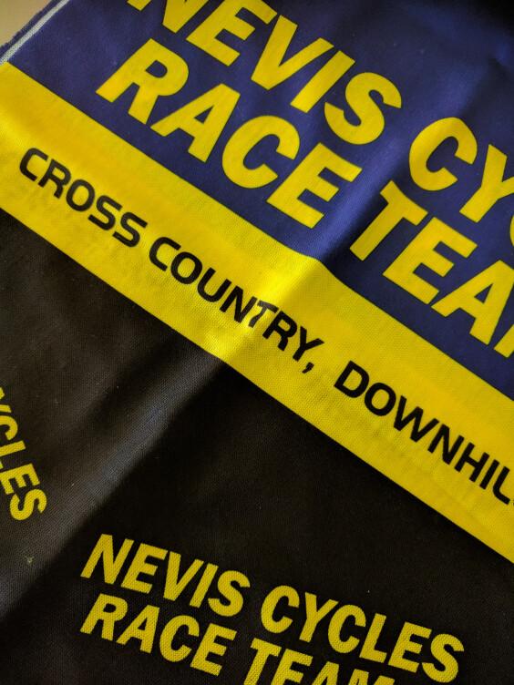 Nevis Cycles Team Buff