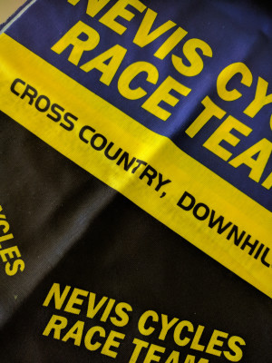 Nevis Cycles Team Buff