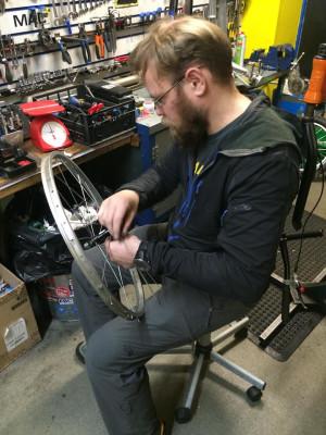 Fort William Film Festival - Bike Maintenance Workshop 24th February 2018