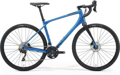 Merida Silex 400 Blue Small