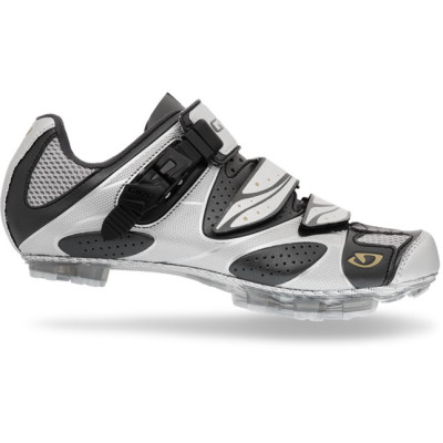 Giro Sica Mtb Shoes - Charcoal / Silver 38.5