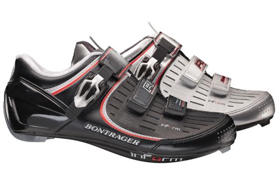Shoe Bontrager Rl Road Mens 46 Silver