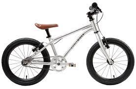 Early Rider Belter 16 Trail Belt Drive Aluminium Pedal Bike: Grey 16