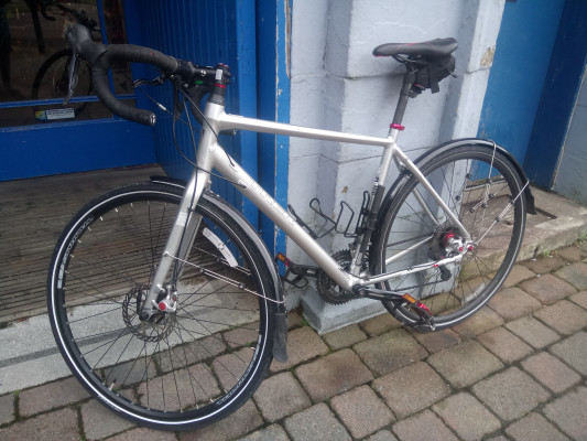 Trek CrossRip Comp
