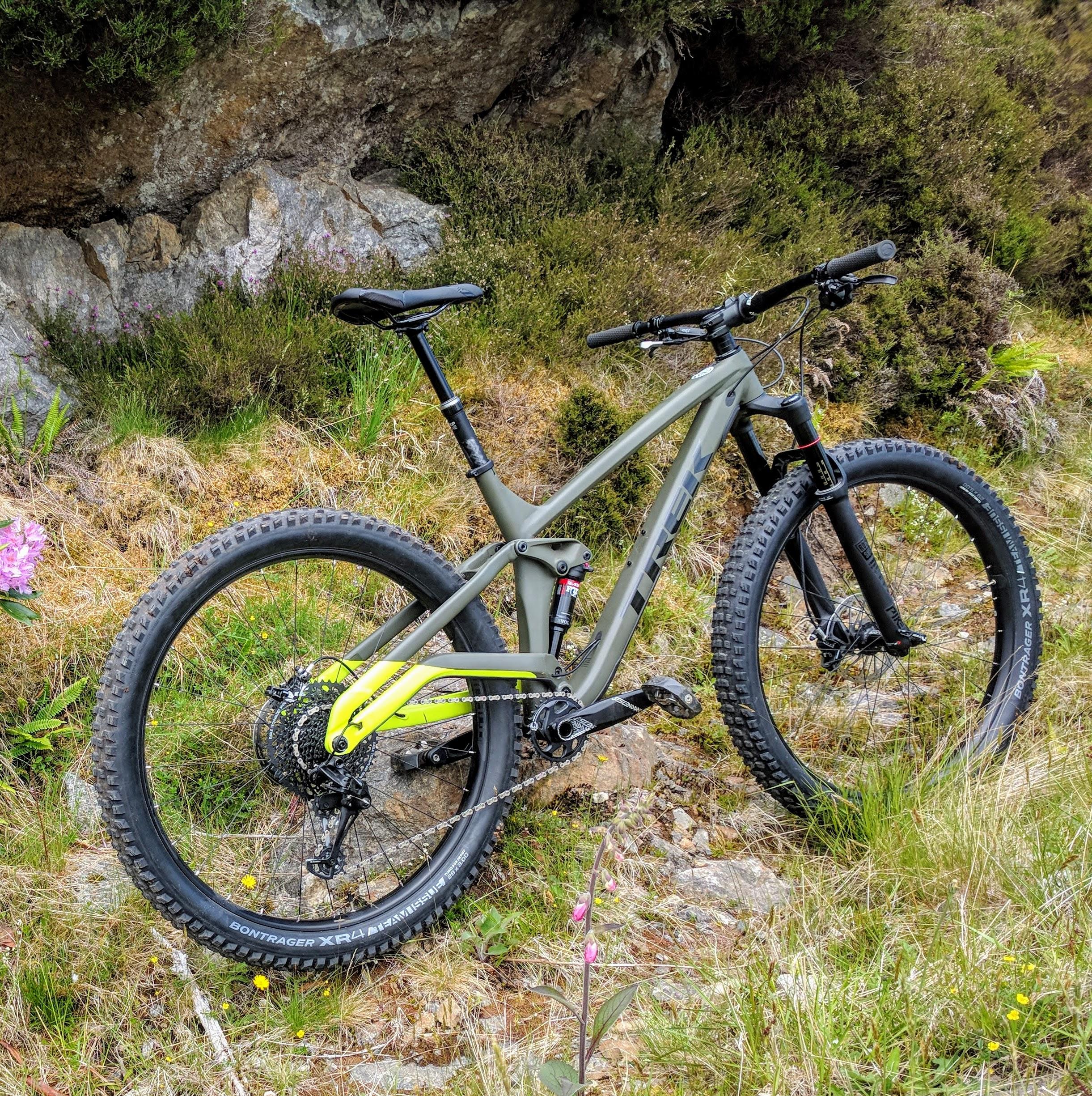 3fe8b799fe7 2019 Trek Full Stache 8 - Bikes - Shop | Nevis Cycles