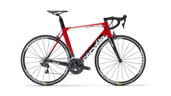Cervelo 2018 S3 Ultegra Red/Black 54cm