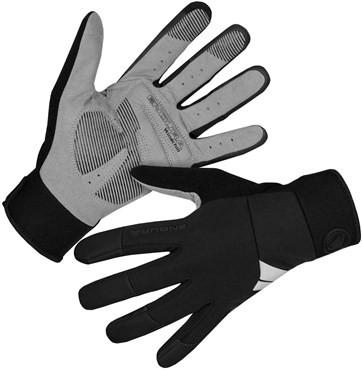 Windchill Glove: Black - XL
