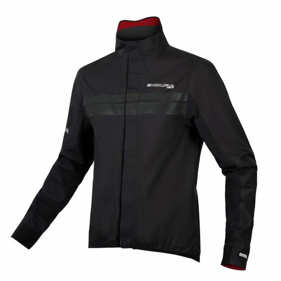 Pro SL Shell Jacket II: Black - M