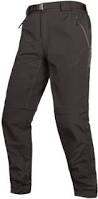 Endura Hummvee Zip-Off Trouser II: Black - XXL