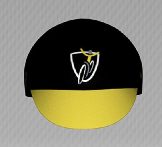 Jakroo Yellow Jersey Cycling Cap